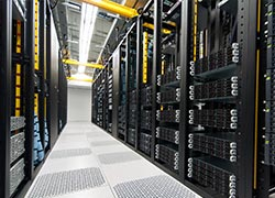 Data Center Buidout in Chicago