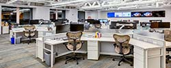 Tenant office expansion project downtown Chicago